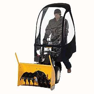 Deluxe Snowblower Cab  Classic Accessories Lawn & Garden Snow Removal