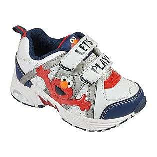 Character Shoe   White/Red/Blue  Sesame Street Shoes Kids Toddlers