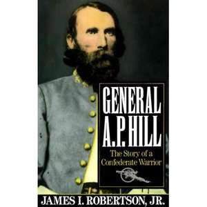 of a Confederate Warrior, Robertson, James I. Biography & Memoirs