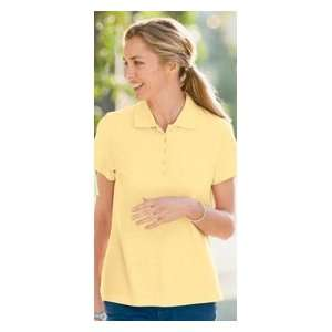 Womens Classic Pique Polo Misty Morn