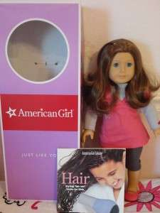 JLY American Girl Doll Today JUST LIKE YOU~Brown Hair,Blue Eyes