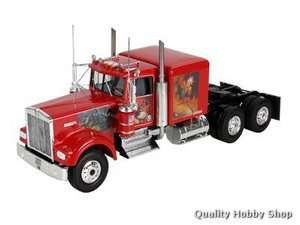 Revell 1/25 scale Kenworth W 90 Semi Truck skill 5 plastic model kit