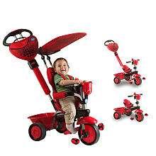 Smart Trike 3 in 1 Zoo Tricycle   Lady Bug   Smart Trike   Toys R