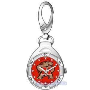 Maryland Terrapins Golf Bag Watch