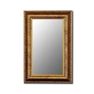 2nd Look Mirrors 3206000 17x35 Antique Gold Mirror