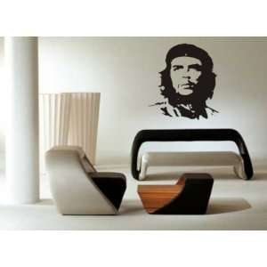 Che Guevara Decal Wall Mural   Cuba Revolutionary Sticker