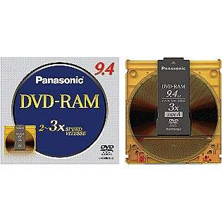 DVD RAM   Single  LM HB94LU  Panasonic Computers & Electronics Drives
