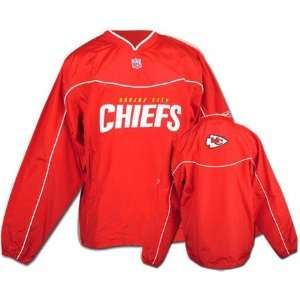 Kansas City Chiefs 2004 Coaches Hot Jacket Sports