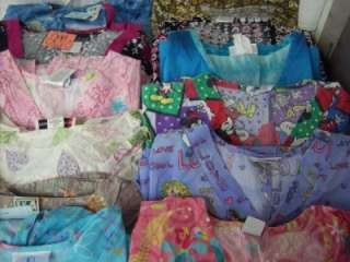 Medical Dental Vet Scrubs Lot 12 Print Design Shirts Tops Large L lrg
