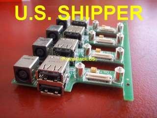 Dell Inspiron 1525 1526 Power Jack Board 48.4w006.011