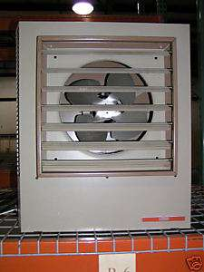 DAYTON ELECTRIC UNIT HEATER 10KW 480 VOLTS 3E3468