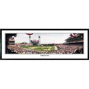 San Francisco Giants Inaugural Game PacBell Panoramic