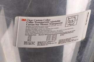 3M Custom Safety Post Op Surgery Pet Animal Cone Collar