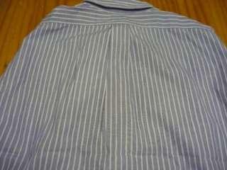 Brooks Brothers long sleeve 100% cotton dress shirt size 17 1/2 31