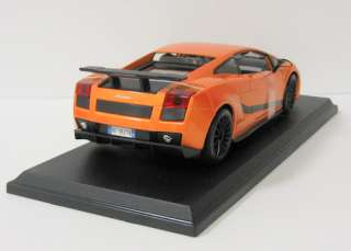 Lamborghini Gallardo Superleggera Diecast Model Car   Maisto 118