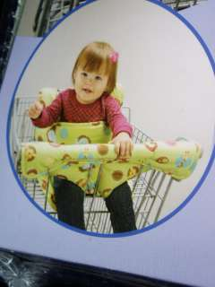 travel seat baby shopping cart & high chair cover 071534539212