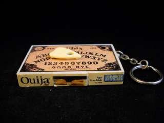 Mini Ouija Board Game Key Chain w usable drawer finder