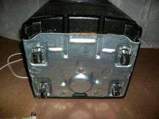 LG 65 PINT BLACK PORTABLE DEHUMIDIFIER LHD659EBL