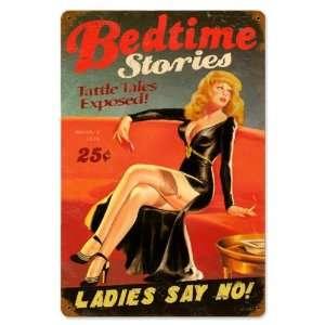 Pez girl sign vintage