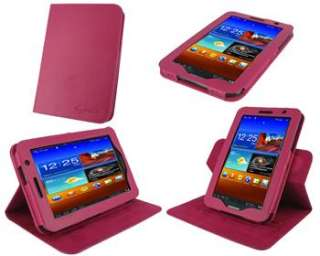 View Leather Case Cover for Samsung Galaxy Tab 7.0 Plus Tablet