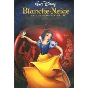Blanche Neige Et Les Sept Nains, Disney Cinema (French