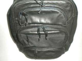 Genuine Leather M. Julian Backpack/Bookbag Travel Pack Nice