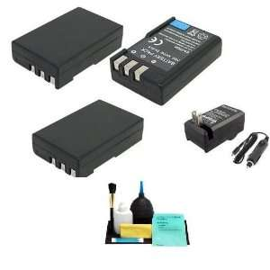 3 Pack Of Extended Life Replacement Battery Pack For The