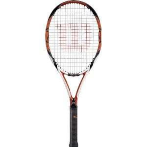 Wilson [K] Tour 95 Strung Performance Value Tennis Racket