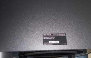 Sony Speaker System Subwoofer SS WSB102   BDV E470 BDV E770W BDV