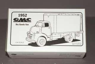 description first gear gmc 1952 mclean trucking co dry goods