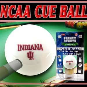 Indiana Hoosiers Officially Licensed Billiards Cue Ball by