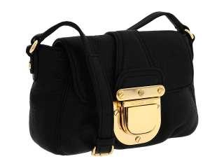 MICHAEL Michael Kors Charlton CrossBody Handbag, Black
