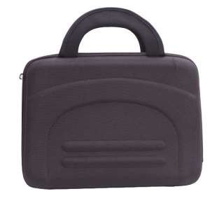 Carry Hard Shell Bag Case Totes zipper pouch For Apple iPad 1 iPad 2