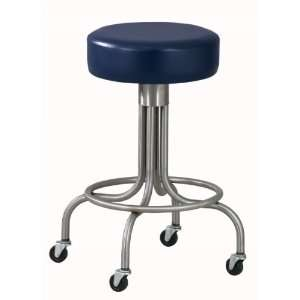 Medline Stainless Steel Exam Stool   Model MDR712142SS