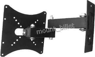 ARTICULATING CORNER WALL MOUNT BRACKET fit 19 22 26 32 inch LED TV
