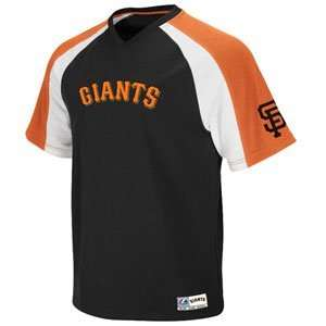 San Francisco Giants V Neck Crusader Jersey (Team Color