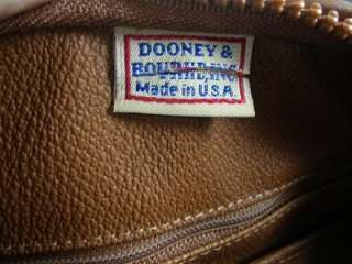 DOONEY & BOURKE VINTAGE AWL NAVY WHISKEY XL BRIEFCASE DUFFLE TRAVEL
