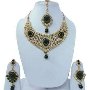 Maang Tikka Set Indian Traditional Wedding Jewelry Gift Jewelry