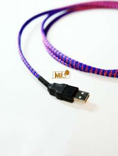 5M Handmade USB Cable / Western Electric Cloth Wire