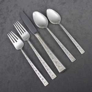 PC Setting, Dinner Size w/ Dessert Place Spoon: Kitchen & Dining