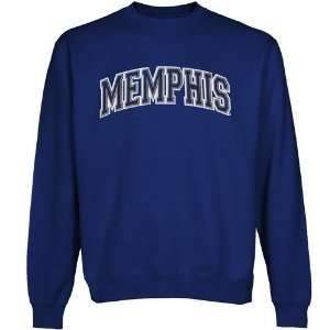 Memphis Tiger Hoody Sweat Shirt  Memphis Tigers Royal