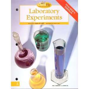 Holt ChemFile Lab Program Laboratory Experiments, Book A