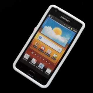 For Samsung i9100 Galaxy S II White Hello Kitty Silicone Silicon Case