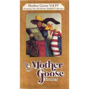 Mother Goose Volume IV Featuring the Old Mother Hubbard