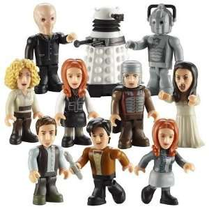 Character Building Doctor Who Micro Figures Series 2   Single Figure