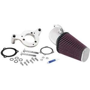 K&N 63 1125P Harley Davidson Performance Intake Kit Automotive