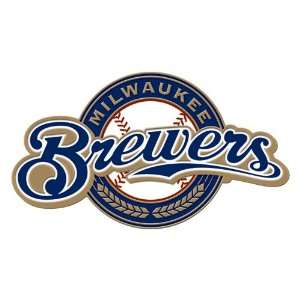 Milwaukee Brewers Logo Cloisonne Pin: Sports & Outdoors