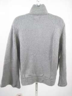 ART AND SOUL Gray Button Front Sweater Size XL