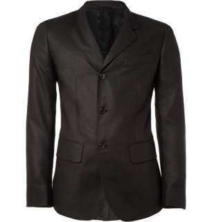 Clothing  Blazers  Single breasted  Unstructured