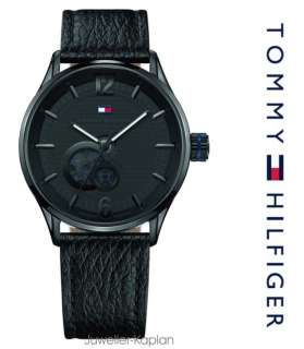 tommy hilfiger automatic movement steel case brown dial. Black Bedroom Furniture Sets. Home Design Ideas